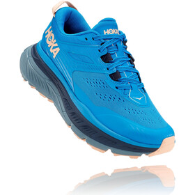 Hoka One One Stinson ATR 6 Chaussures de trail Femme, indigo bunting/bleached apricot